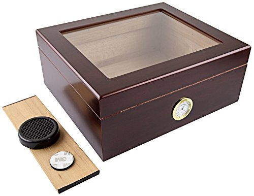 Scorch Torch 25-50 Cigar Humidor Review