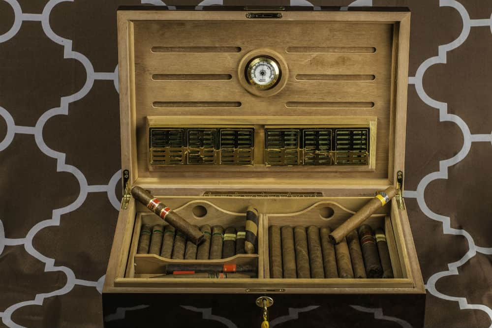 How to Store Cigars Properly