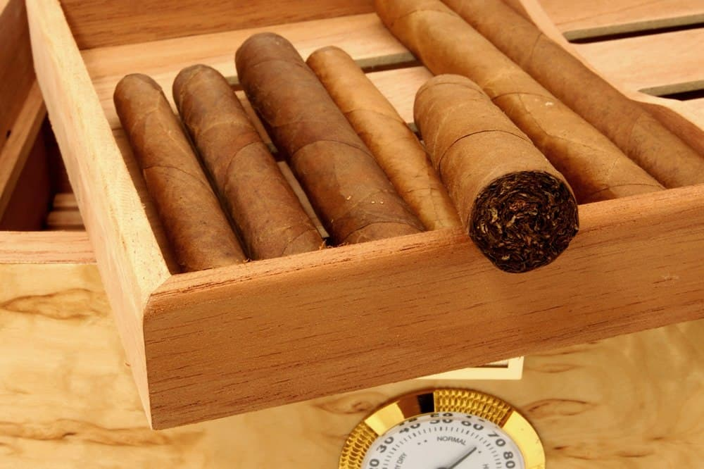 What is a Cigar Humidor