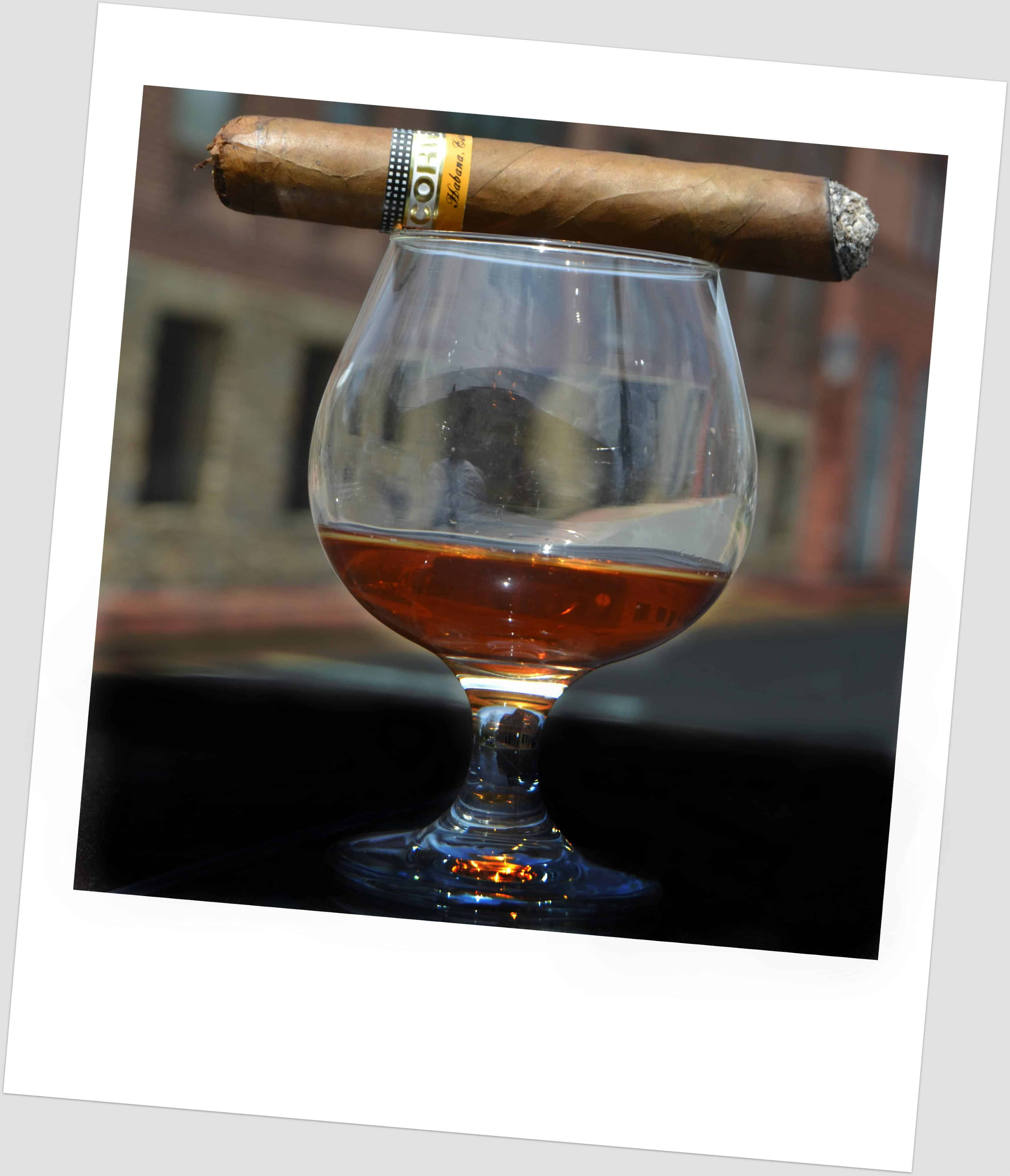 Best Cognacs with Cigars