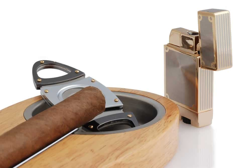 BLINKEEN Stainless Steel Cigar Cutter