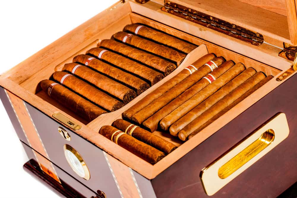 What Makes a Good Cigar Humidor