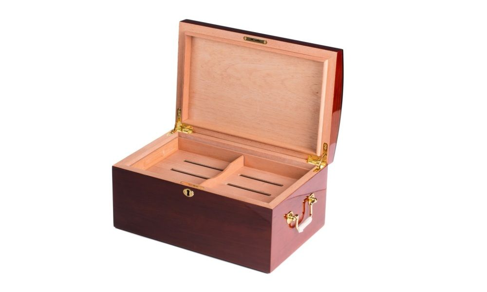 Quality Importers Deauville 100 Cigar Humidor Review