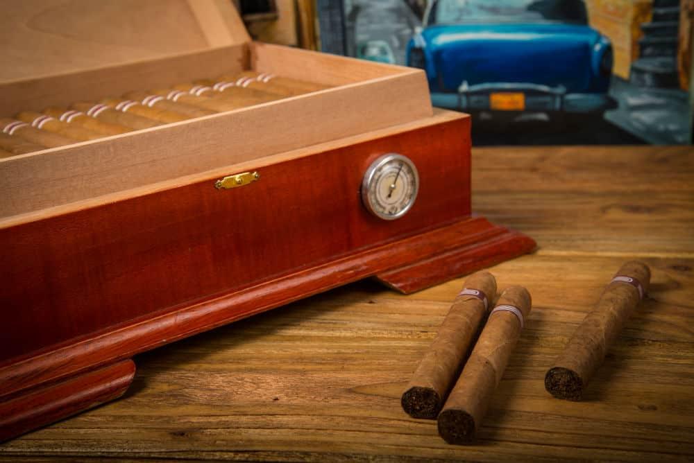 Cigar Humidor Humidifiers
